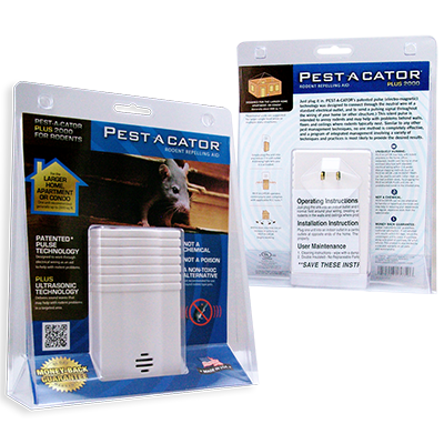 Pest A Cator Plus 2000 Global Instruments Ltd